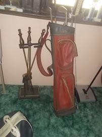 11vintage golf clubs