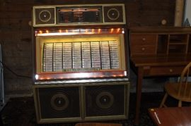 ROWE JUKE BOX - WORKING CONDITION