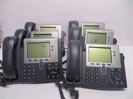 Cisco Unified IP Phone Voip Phone and Device