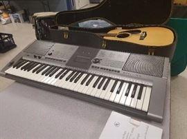 Portable keyboard