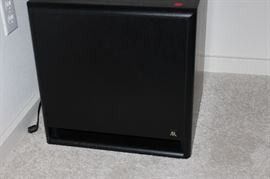 Surround sound - AV equipment!