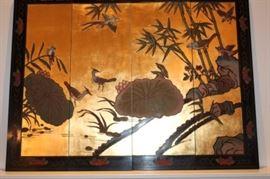 Elegant Asian artwork