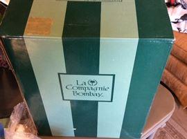 New in box Bombay Company Coffee Server