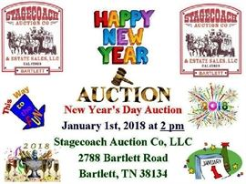 2018 New Years Auction