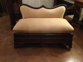 Petticoat Sofa