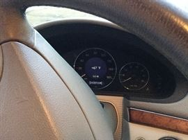 2004 Mercedes Benz 264,000 miles.  E320 4Matic AWD Runs Good
