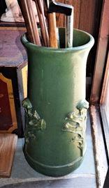 Rookwood Umbrella Stand, Vintage