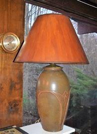 Rookwood Lamp