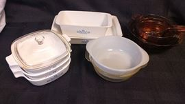 Corning Ware, Vision Ware, Fire King