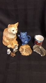 Cats, Laurel Burch mug