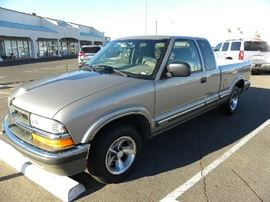 2000 Chevy S-10 Truck 63k Miles