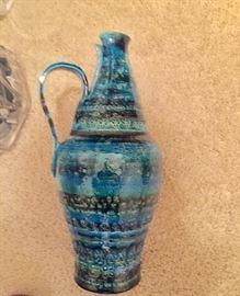 Italian mid century modern vase