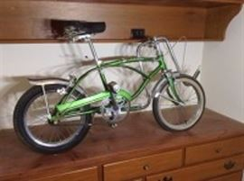 Schwinn Stingray Runabout Camp Green