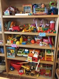 Toy Collection from 70s - 80s, we have more than pictured here (from same collector).