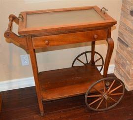 Vintage Teacart