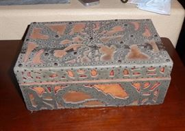 Vintage Document Box