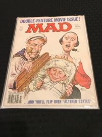 MAD magazine, vintage