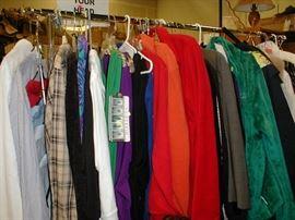 Ladies clothing sizes L to 1X