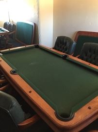 Gaming Table without top - mini Billiard Table