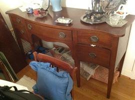 Antique Buffet $ 220.00