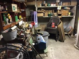 Garage dig!