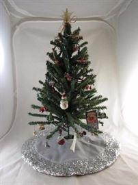 Vintage Hallmark Tree