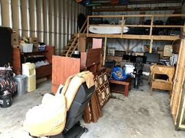 Warehouse FILLED With Furnishings, Household Items & More