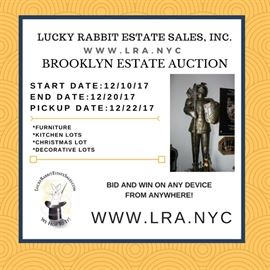 brooklyn estate auction