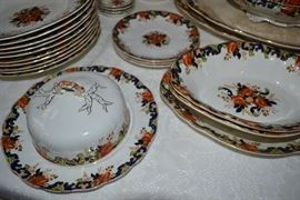 John Maddock & Sons Royal Vitreous Majestic China