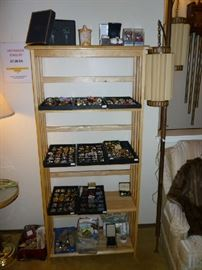 COSTUME JEWELRY (SHELF NOT FOR SALE)