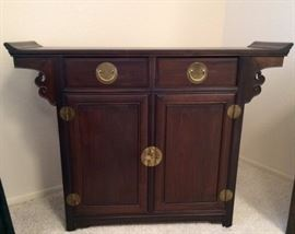 Small Asian Sideboard