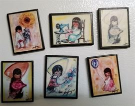 DeGrazia Magnets