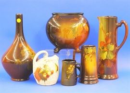 Owens and Weller art pottery