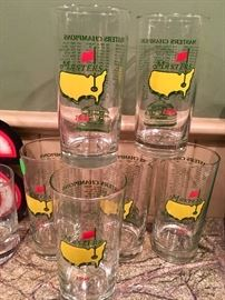 1999 Masters glasses
