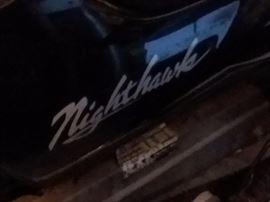 1995 CB250 Honda NightHawk $1500 (available for presale)