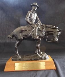 Western Heritage Wrangler Award 1985 The Dream