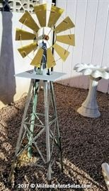 Yard Decor Windmill