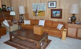 Mid Century Furniture and Decor