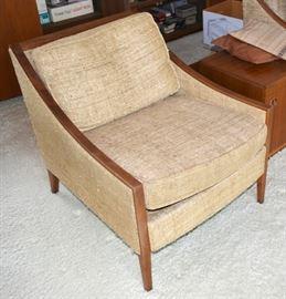 Mid Century Armchairs by Metropolitan Furniture, San Francisco