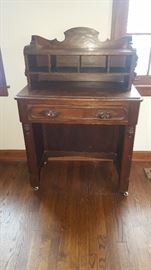 Antique Victorian Desk