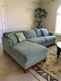 Rowe Furniture Sofa/Chaise