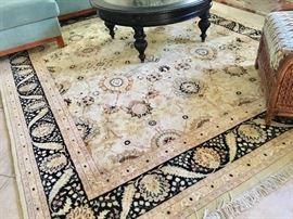 Wool Carpet - Pakistan