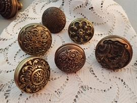 VINTAGE DOOR KNOBS, HAS BEEN COLLECTING FOR YEAR