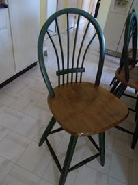 kitchen/bar stools (3)