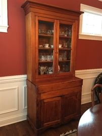 Antique Cabinet   $800.00