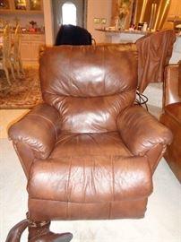 Leather LazyBoy