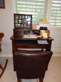 Small Desk & Chair