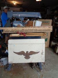 Eagle tool chest