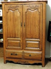 Matching Entertainment Armoire/Chest
