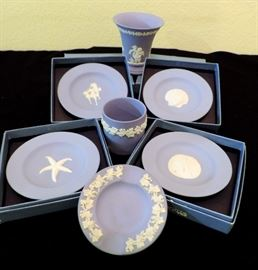 Wedgwood Collection with Nautical Motifs